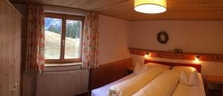 Appartement Nr. 1 Schlafzimmer k