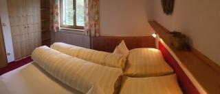 Appartement Nr. 1 Schlafzimmer