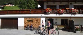 Birkenhof - Ausgangspunkt der Mountainbike Tour zum Spullersee