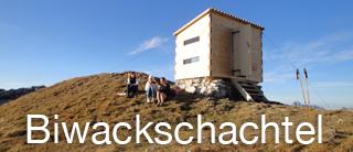 Biwackschachtel - Leach am Arlberg