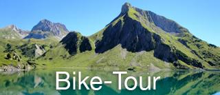 Radtour - Leach am Arlberg
